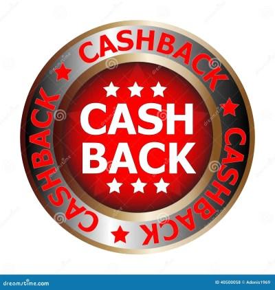 Cash Back Icon Stock Photo - Image: 40500058
