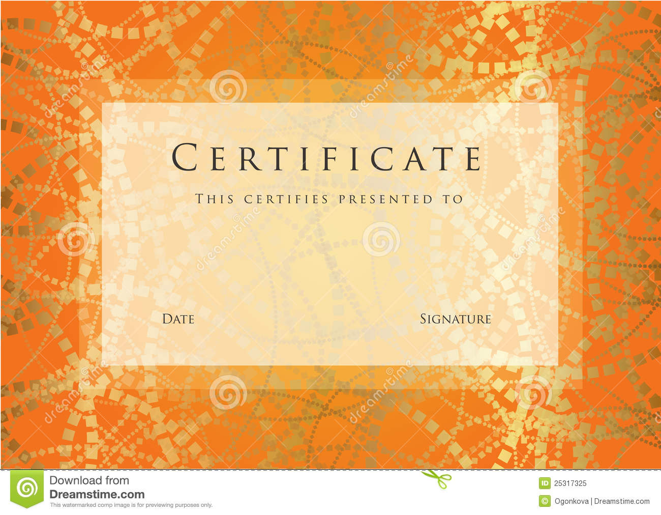 orange award certificate template resume builder orange award certificate template formal award certificate templates orange certificate of achievement certificate of education coupon