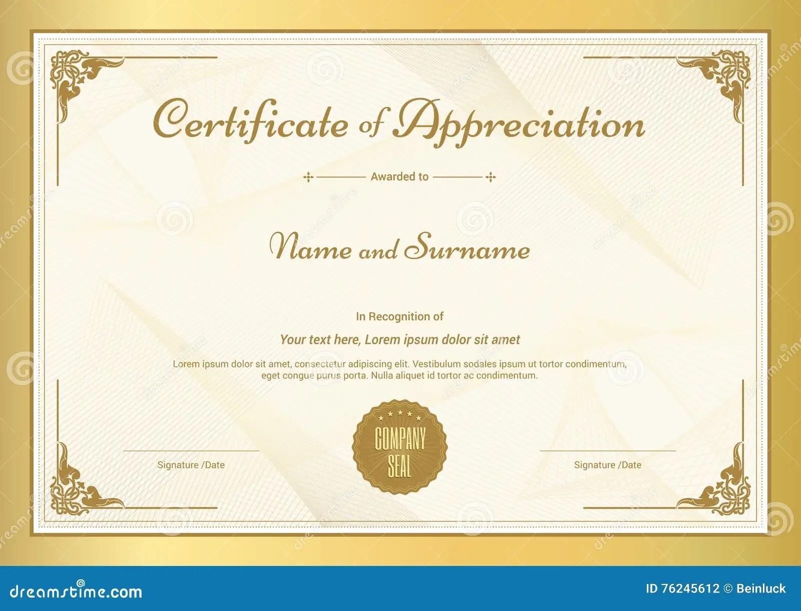 certificate border template resume builder certificate border template christmas border template 2020siteorg certificate of appreciation template gold border stock