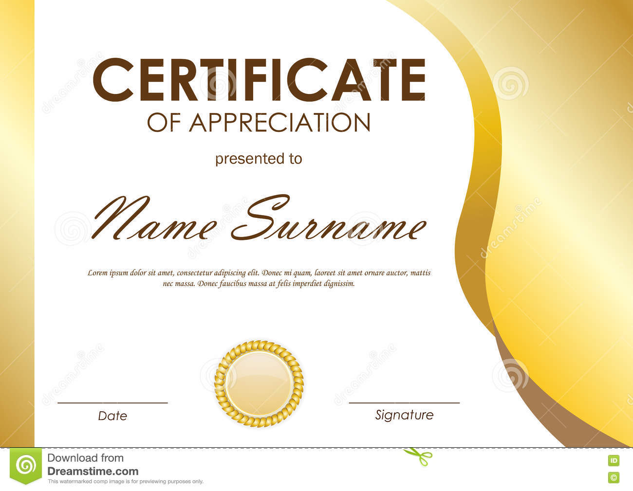 Free certificate of appreciation best of certificate of army certificate of appreciation free wine label design sample bid free certificates of appreciation templates yelopaper Images
