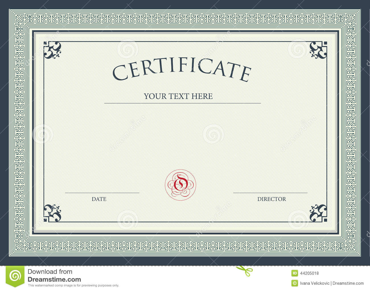 Blank certificate templates no border choice image certificate blank certificate templates no border gallery certificate design certificate template no border image professional quotation award yelopaper Gallery