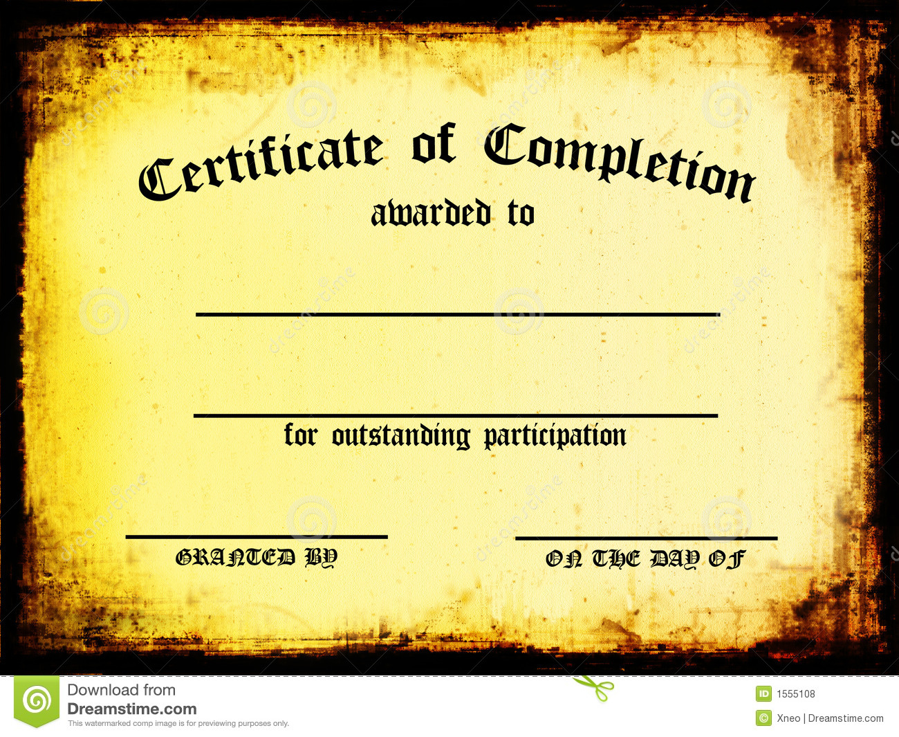 free employee of the month certificate