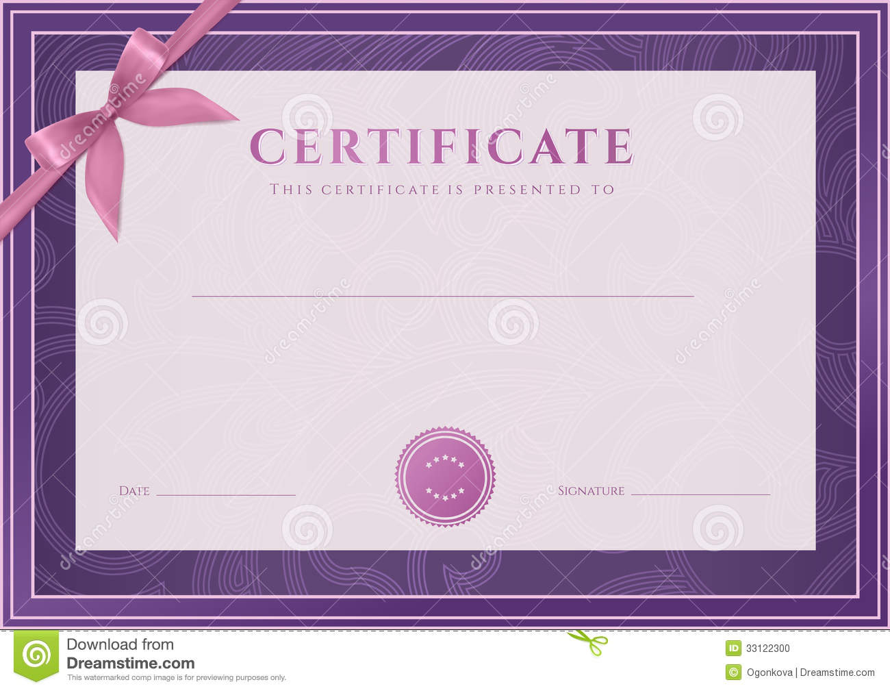 Award certificate template no border choice image certificate award certificate template no border images certificate design award certificate template no border images certificate design yelopaper Images