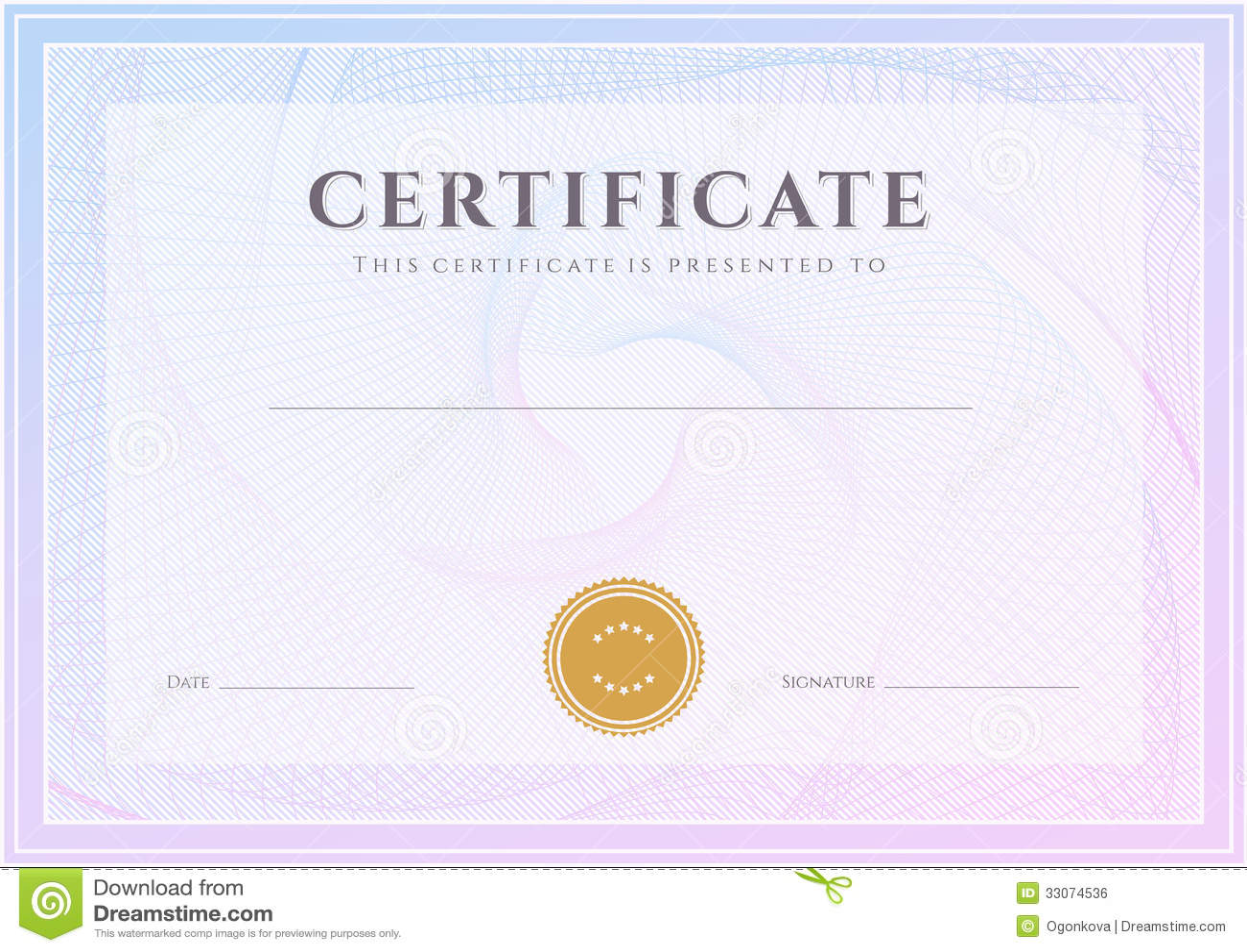 Certificate template quran images certificate design and template quran completion certificate template image collections xflitez Image collections