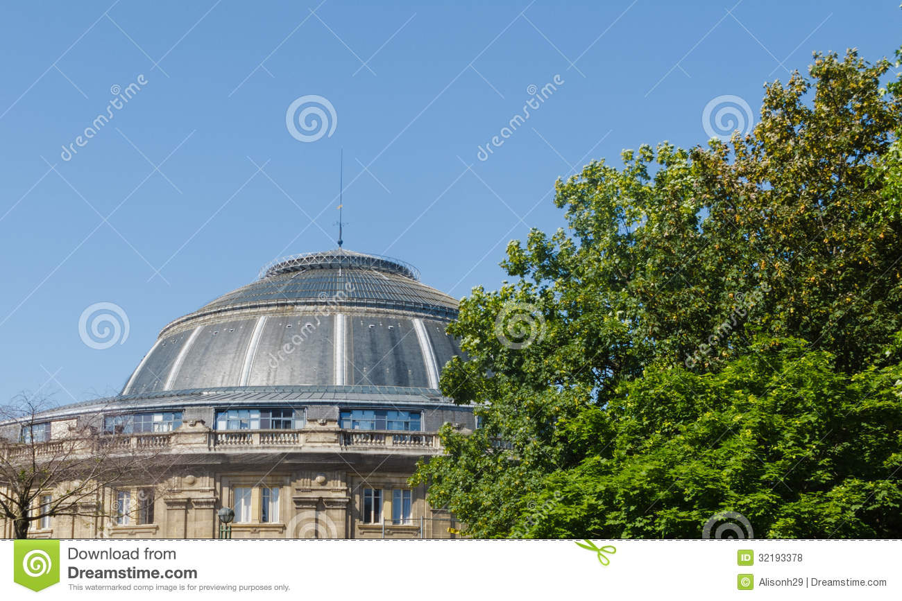Chambre De Commerce Et D Industrie Paris Chamber Of Commerce And Industry Paris Royalty Free Stock