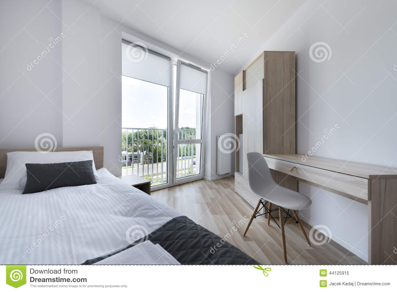 Chambre Chic Et Moderne Chambre A Coucher Style Scandinave