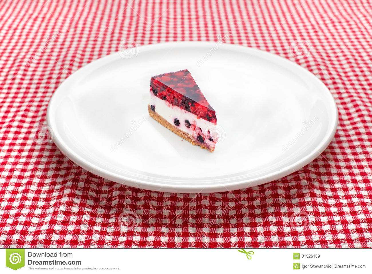plate clipart cake