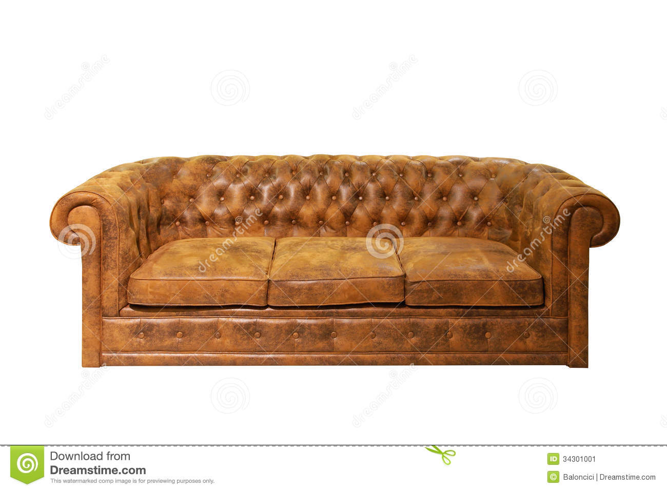 Chesterfield Sofa Texture Chesterfield Sofa Stock Image Image 34301001