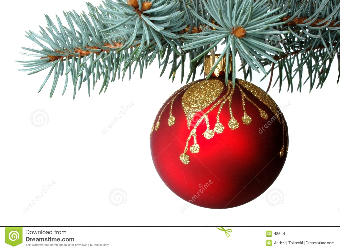 Imagine Decoration Christmas Decoration Stock Photo Image Of December Ball