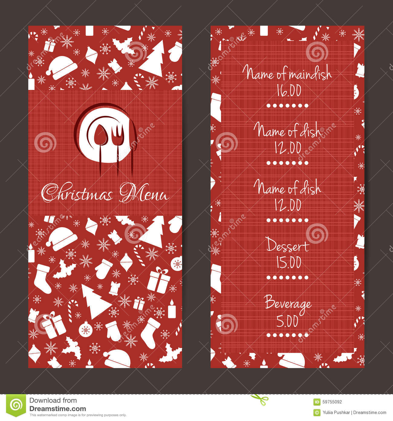 free holiday cards templates