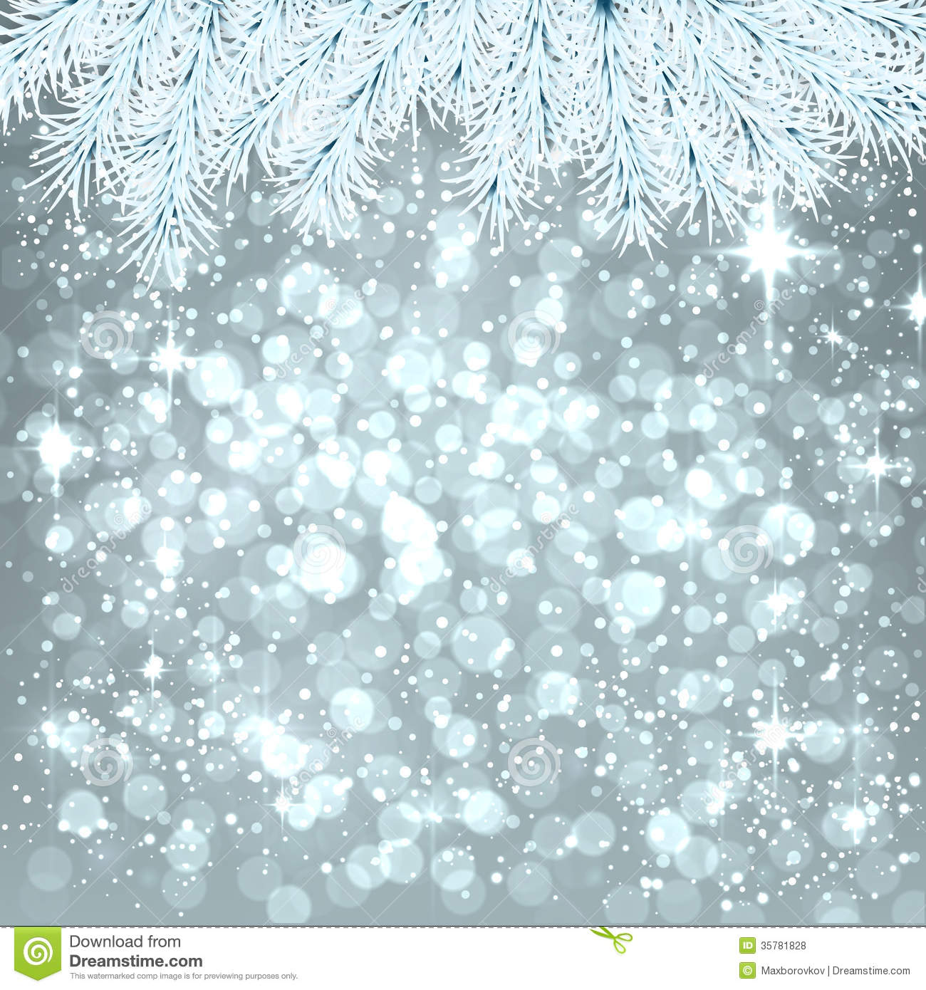Wallpaper Off White Iphone X Christmas Silver Abstract Background Stock Vector