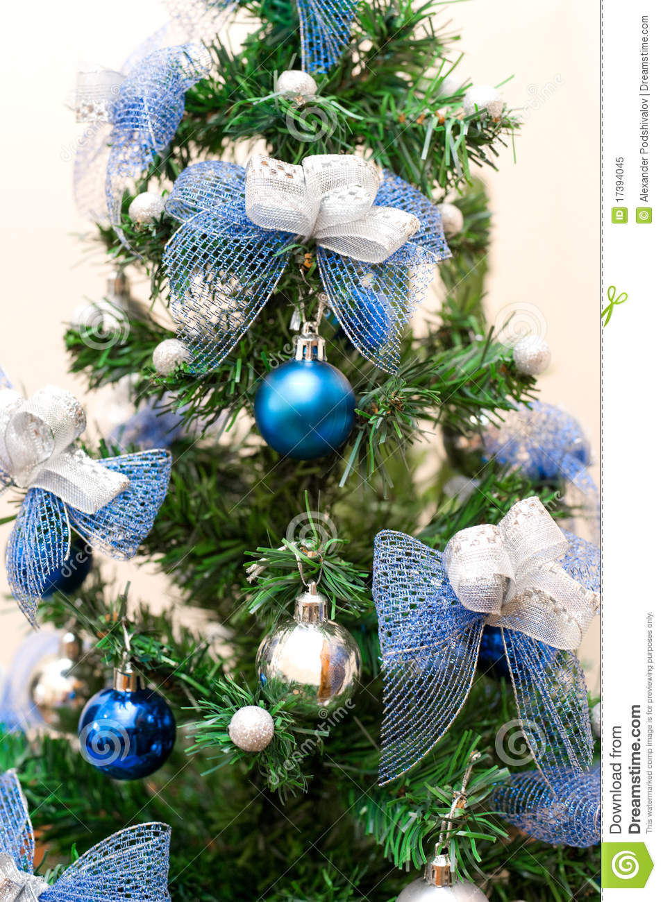 Blue and gold christmas tree decorations - Blue And Gold Christmas Tree Decorations 82