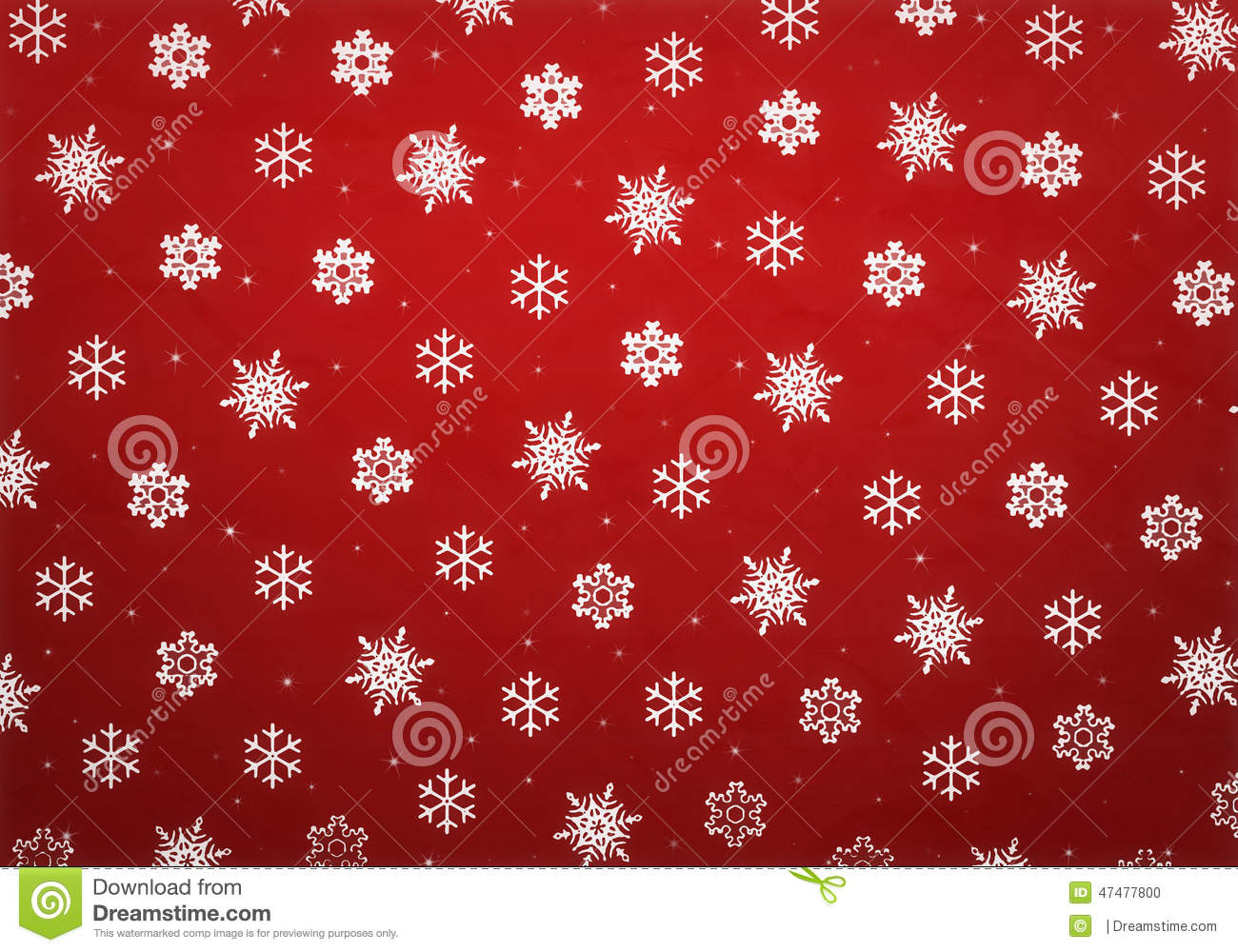 Weihnachts Geschenkpapier Christmas Wrapping Paper Stock Illustration. Image Of
