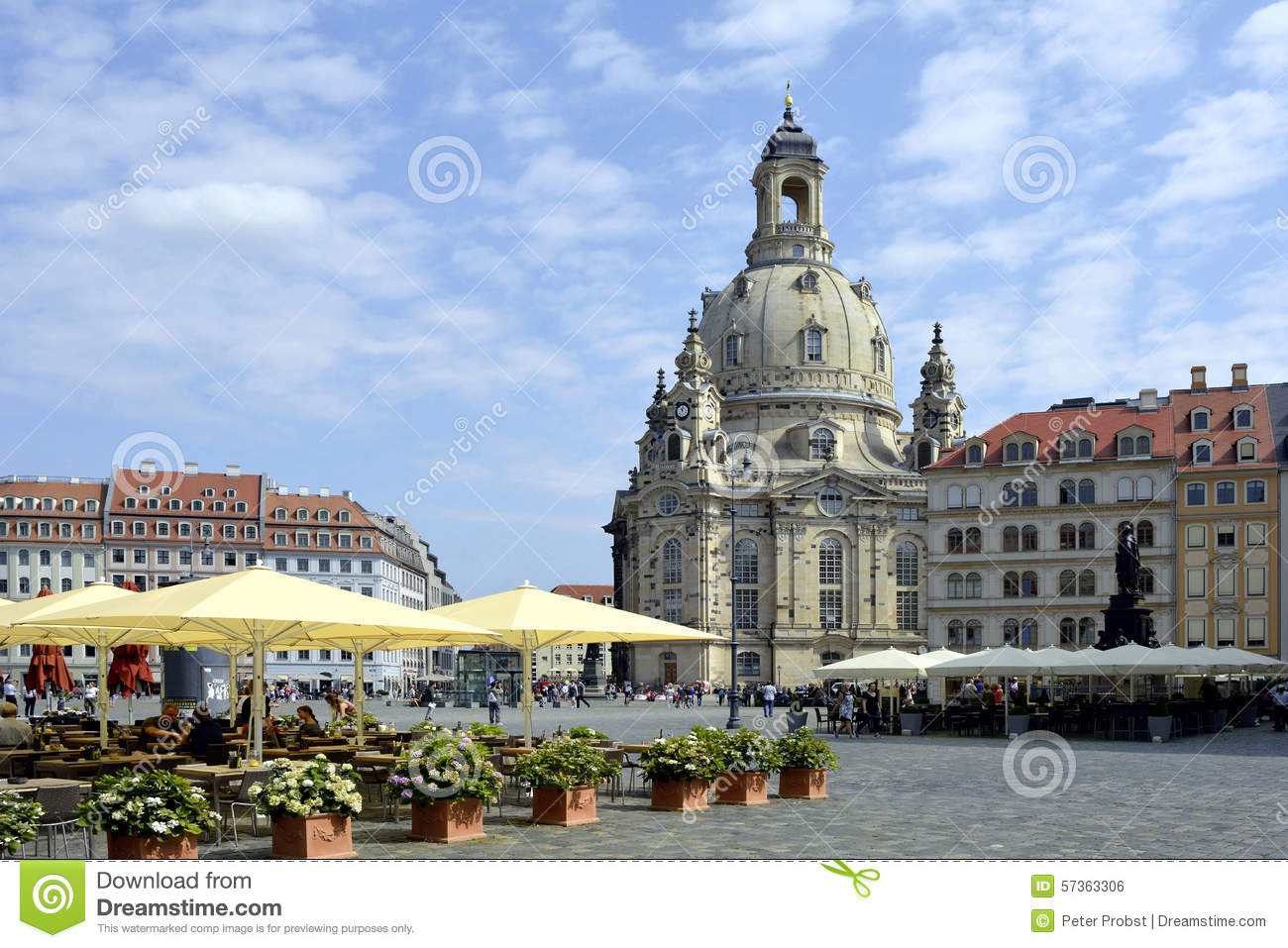 Bebe Dresden Church Of Our Lady Of Dresden In Germany Editorial Photo Image
