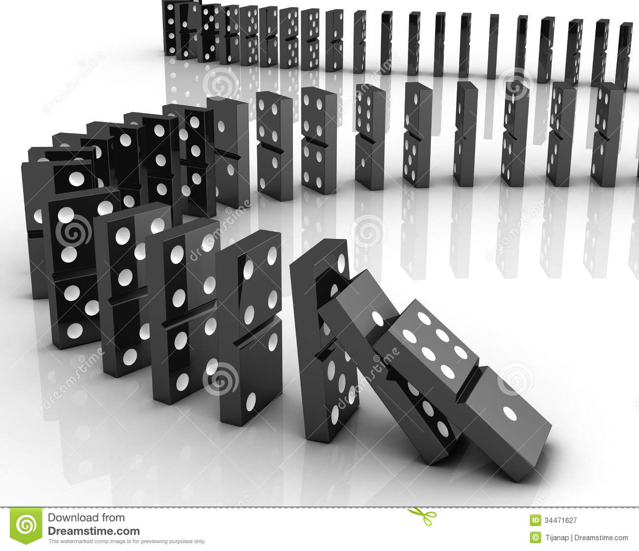 Dominoes Falling Wallpaper Chute De Dominos Photographie Stock Libre De Droits