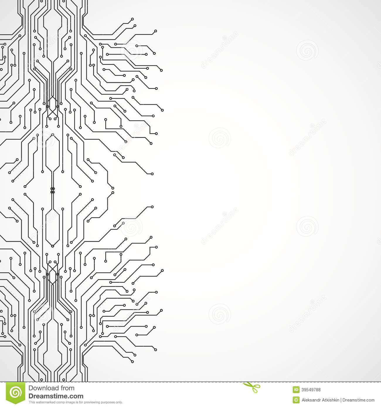 abstract circuit board background texture royalty stock image