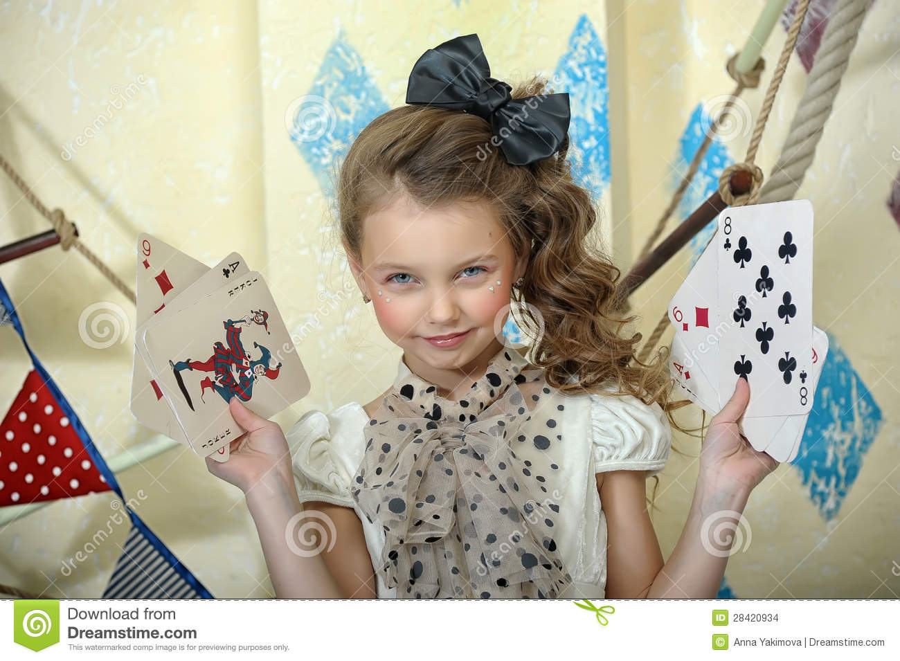 Pretty Girl Wallpaper Download Circus Girl Stock Images Image 28420934