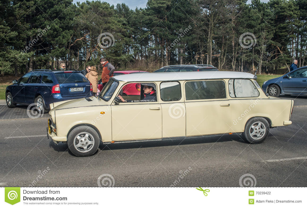 Trabant Clipart Classic East German Car Trabant Editorial Photography Image Of