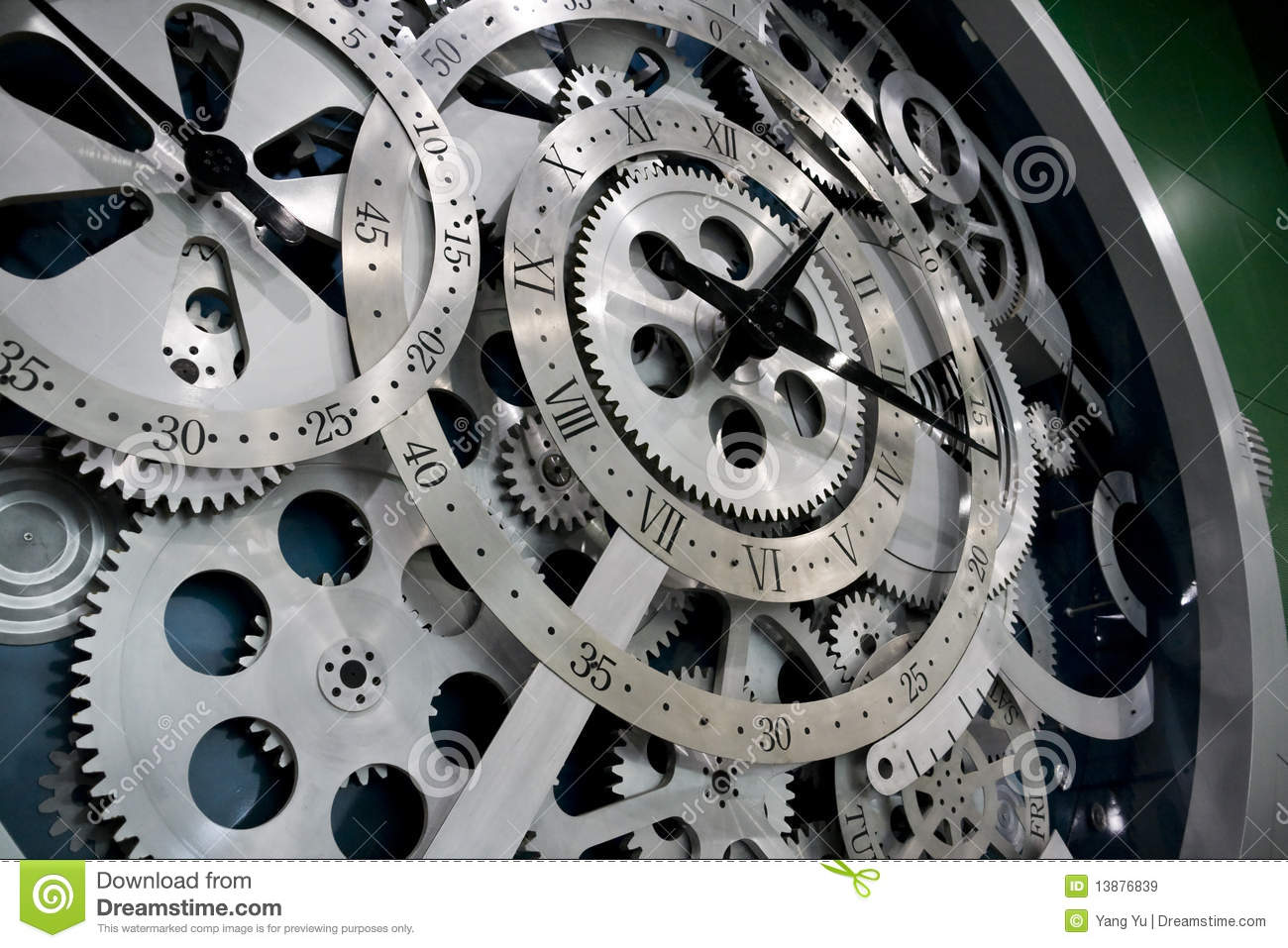 3d Moving Animation Wallpaper Download Clock And Gears Royalty Free Stock Images Image 13876839