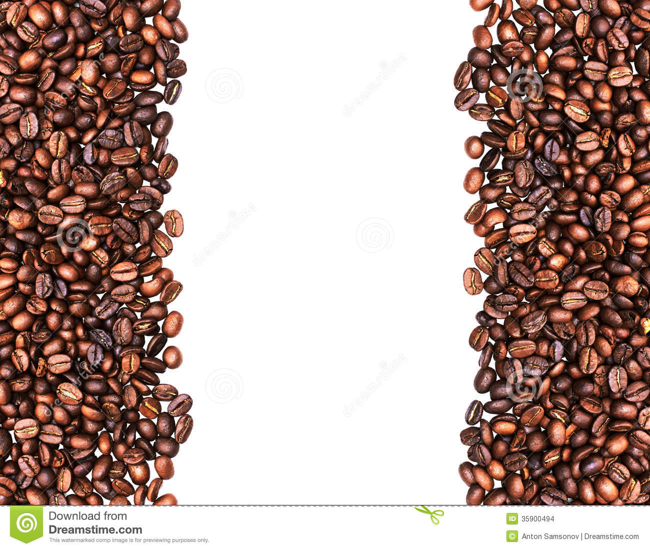Wallpaper Coffee 3d Coffee Beans Stock Images Image 35900494