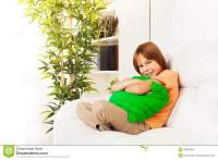 Comfortable Hugging Pillow Stock Photography - Image: 33824272