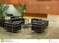 Contemporary Office Lobby Stock Photos - Image: 10927713