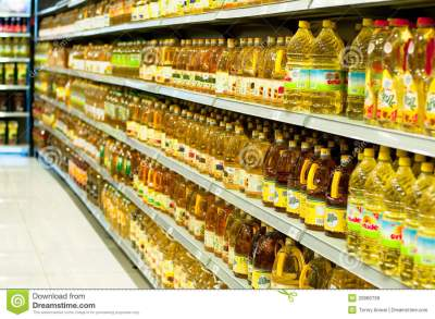 Cooking Oil Brands