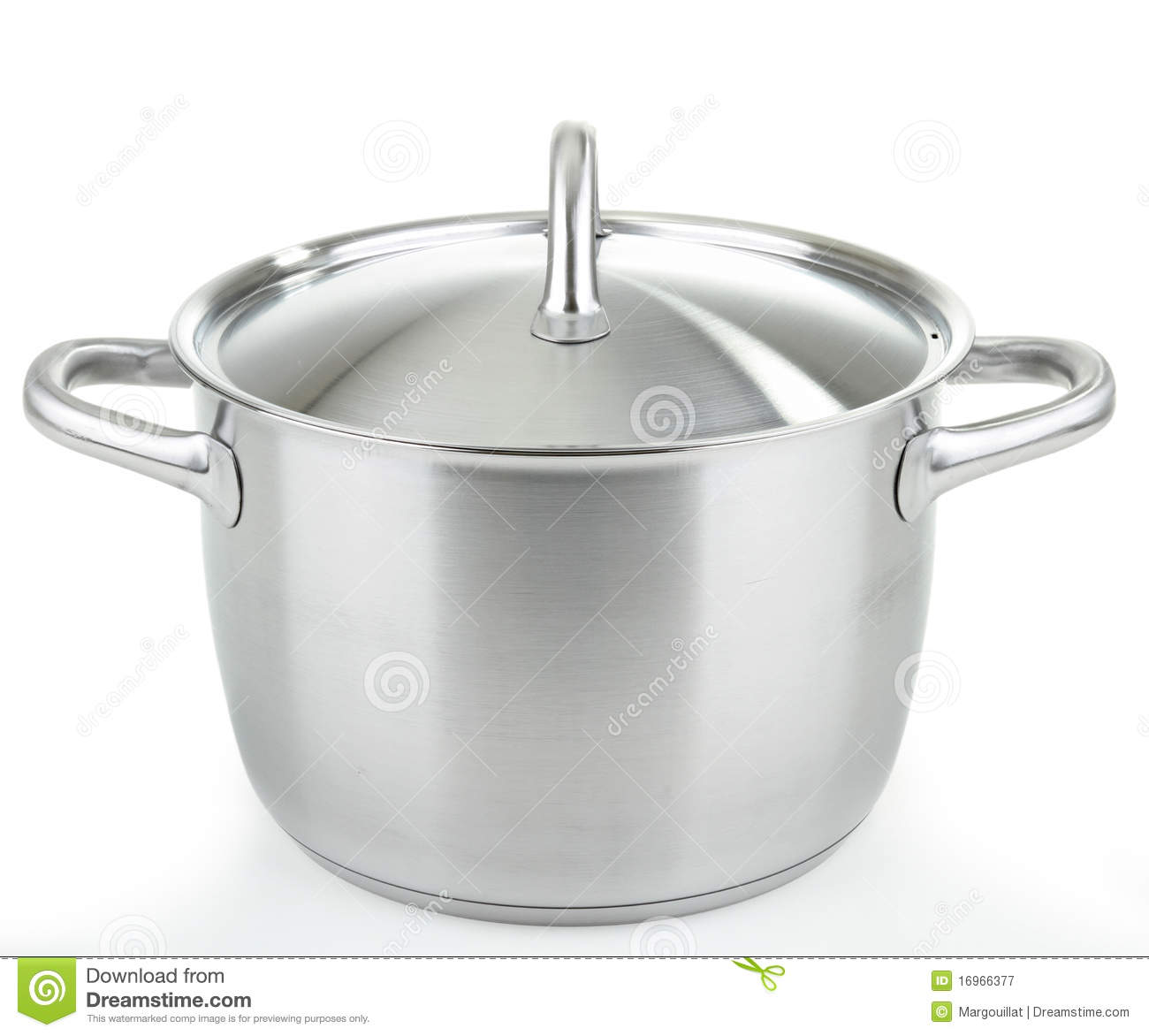 Cooking Pot Cooking Pot Royalty Free Stock Photography Image 16966377