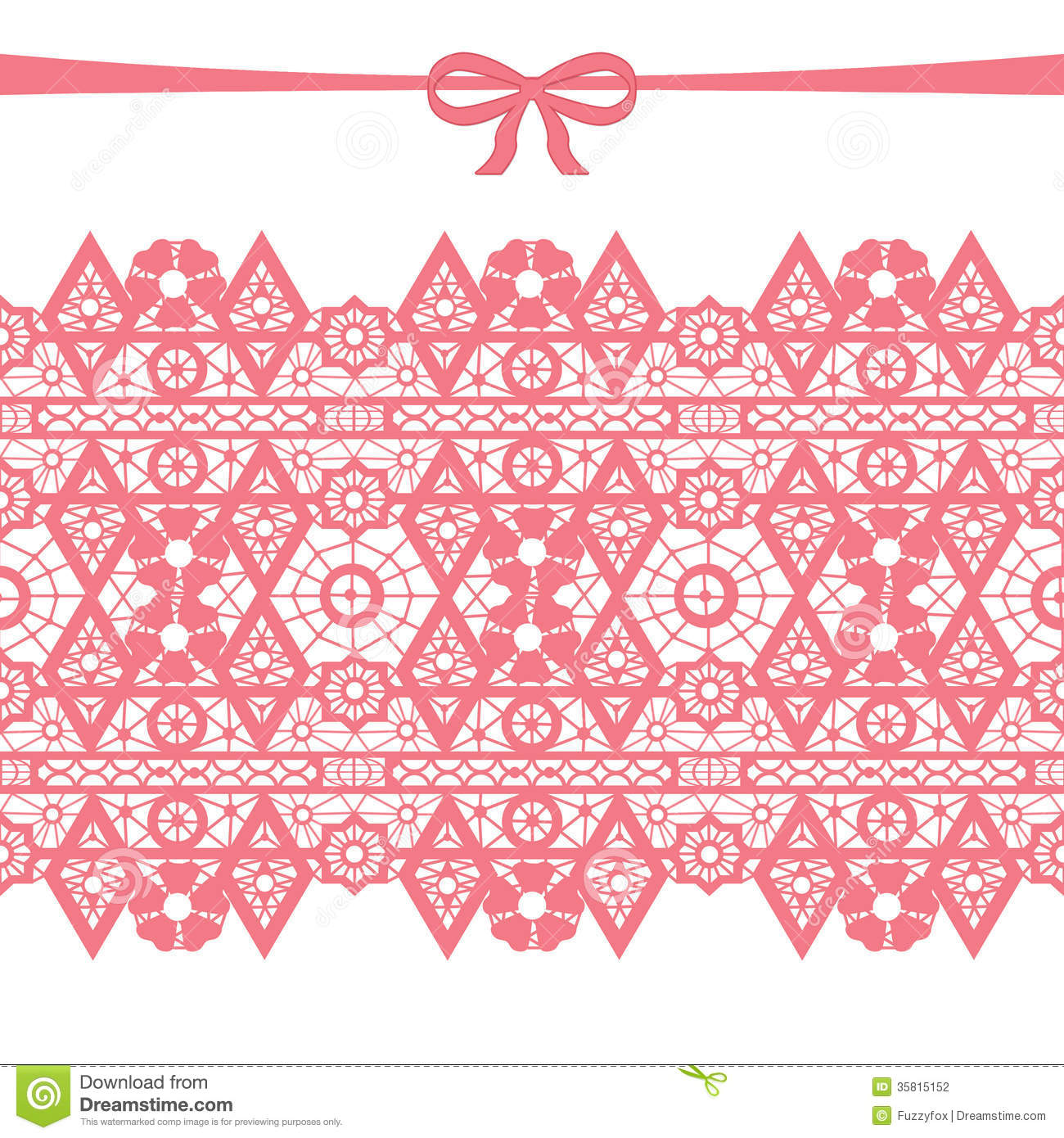 Black Pink And Silver Wallpaper Coral Seamless Lace Stock Illustration Image Of Backdrop