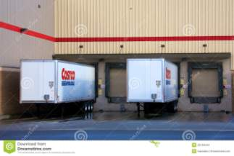 Costco Warehouse Stocks