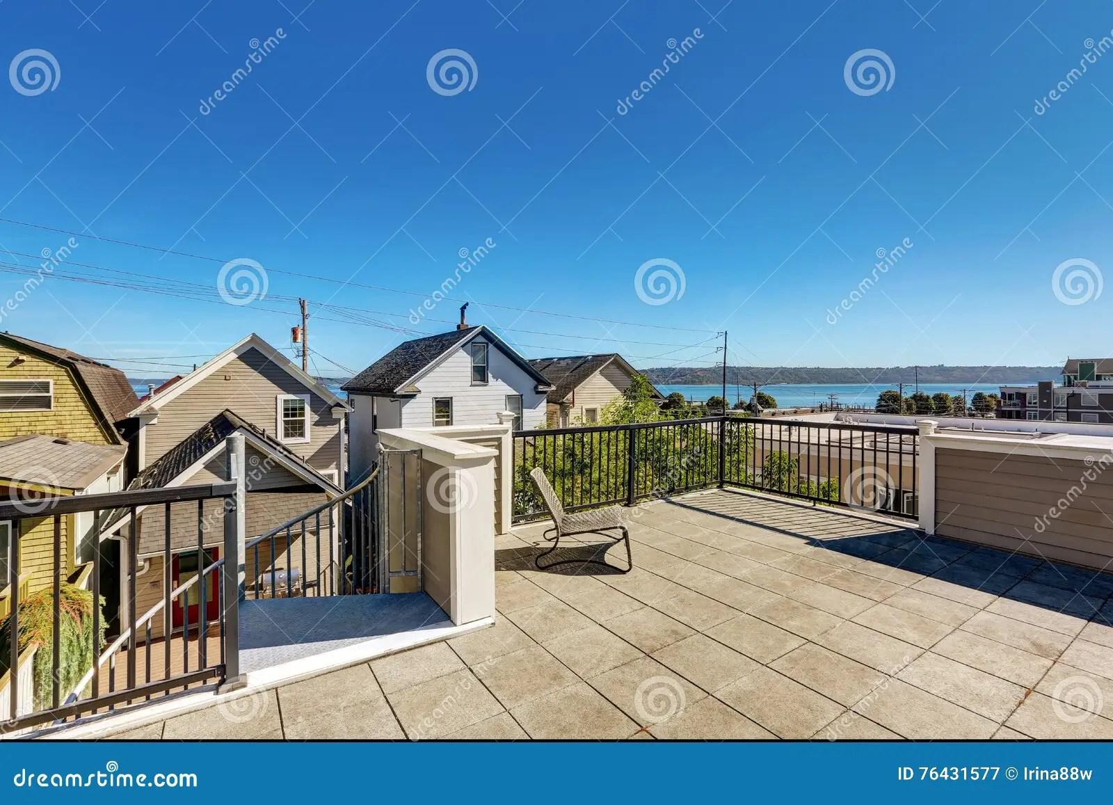 Terrasse Exterieur De Luxe