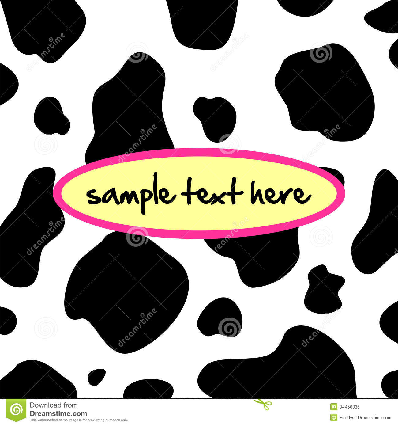 Black Camouflage Wallpaper Cow Background Stock Vector Image Of Creative Design
