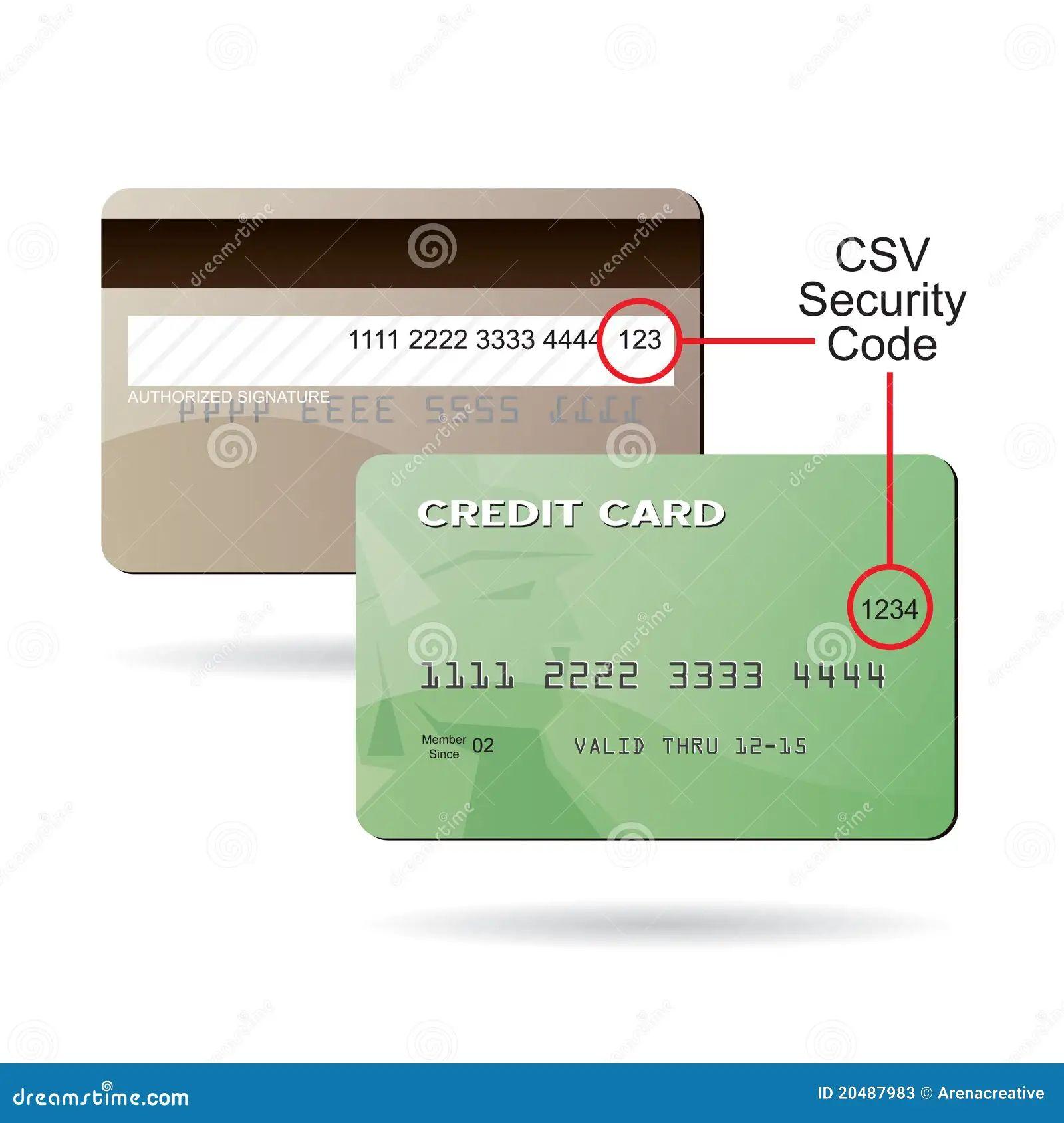cvs code credit card