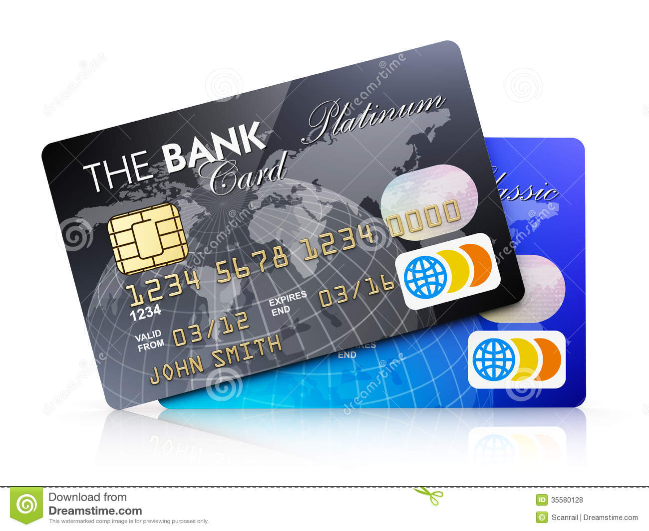 No Credit Check Financing Electronics Credit Cards Royalty Free Stock Photos Image 35580128