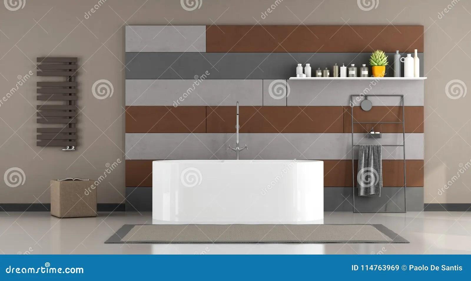 Cuartos De Baño Modernos Con Bañera | Baños Los 50 Mejores De El Mueble