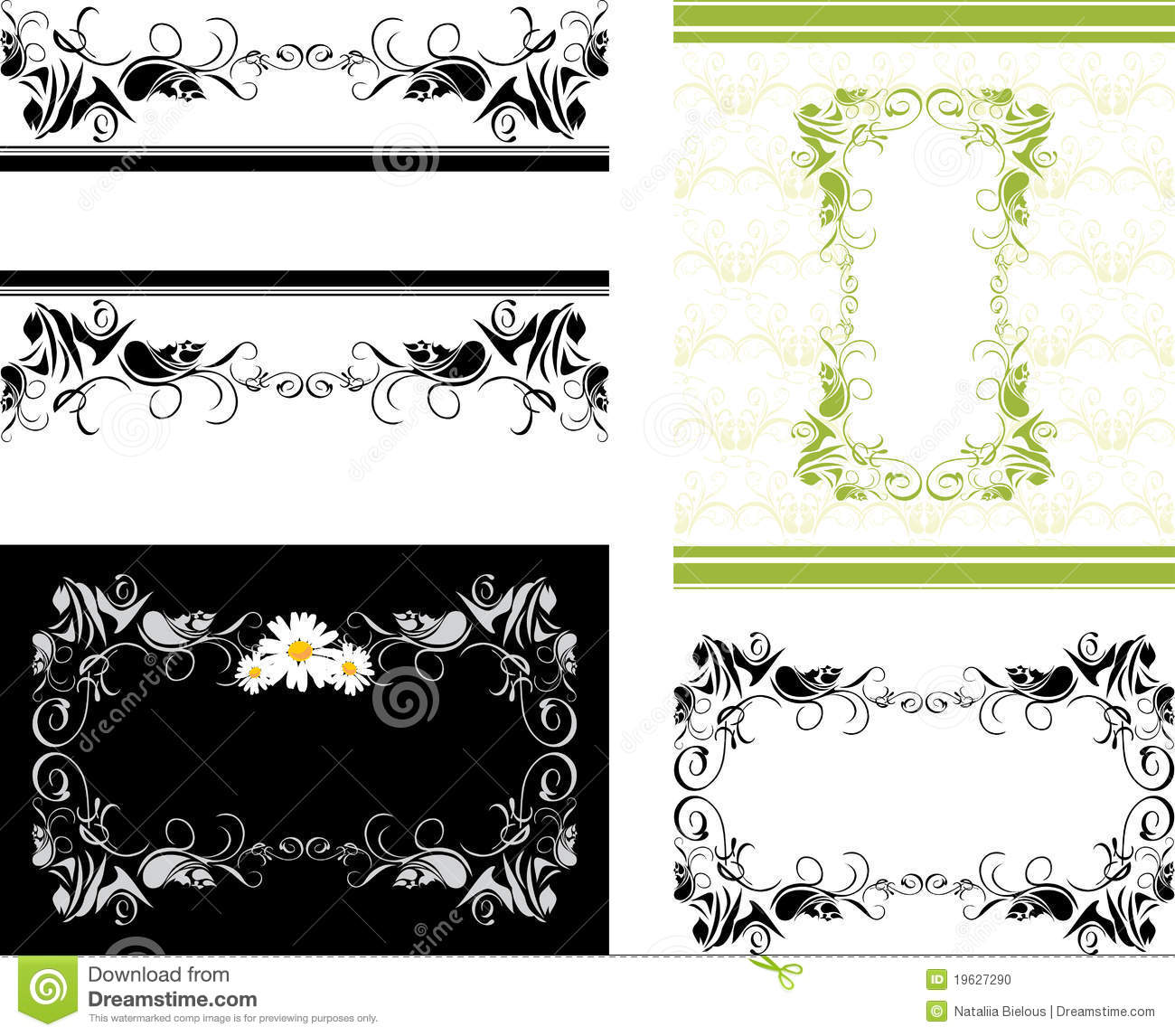 Marcos Decorativos Bordes Decorativos Para Invitaciones Boda And Post Hawaii