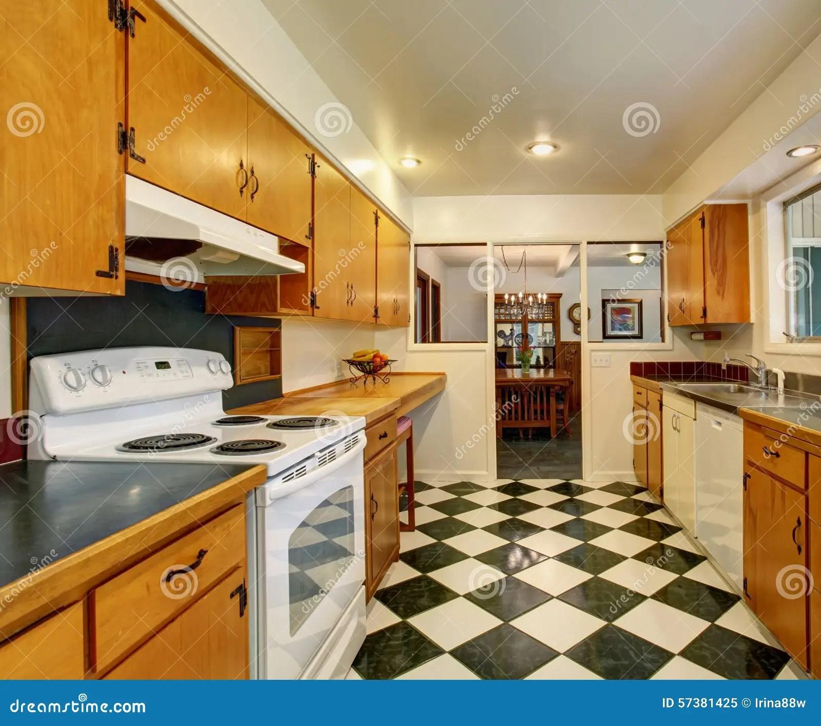 Cucina Classica Americana