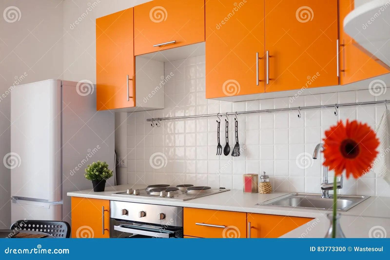 Cucina moderna arancione bagno arancione best pareti arancioni in