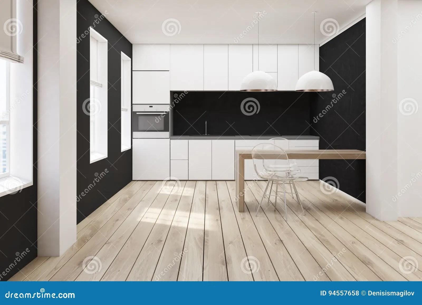 Cucina bianca piastrelle nere cucina in muratura idee per