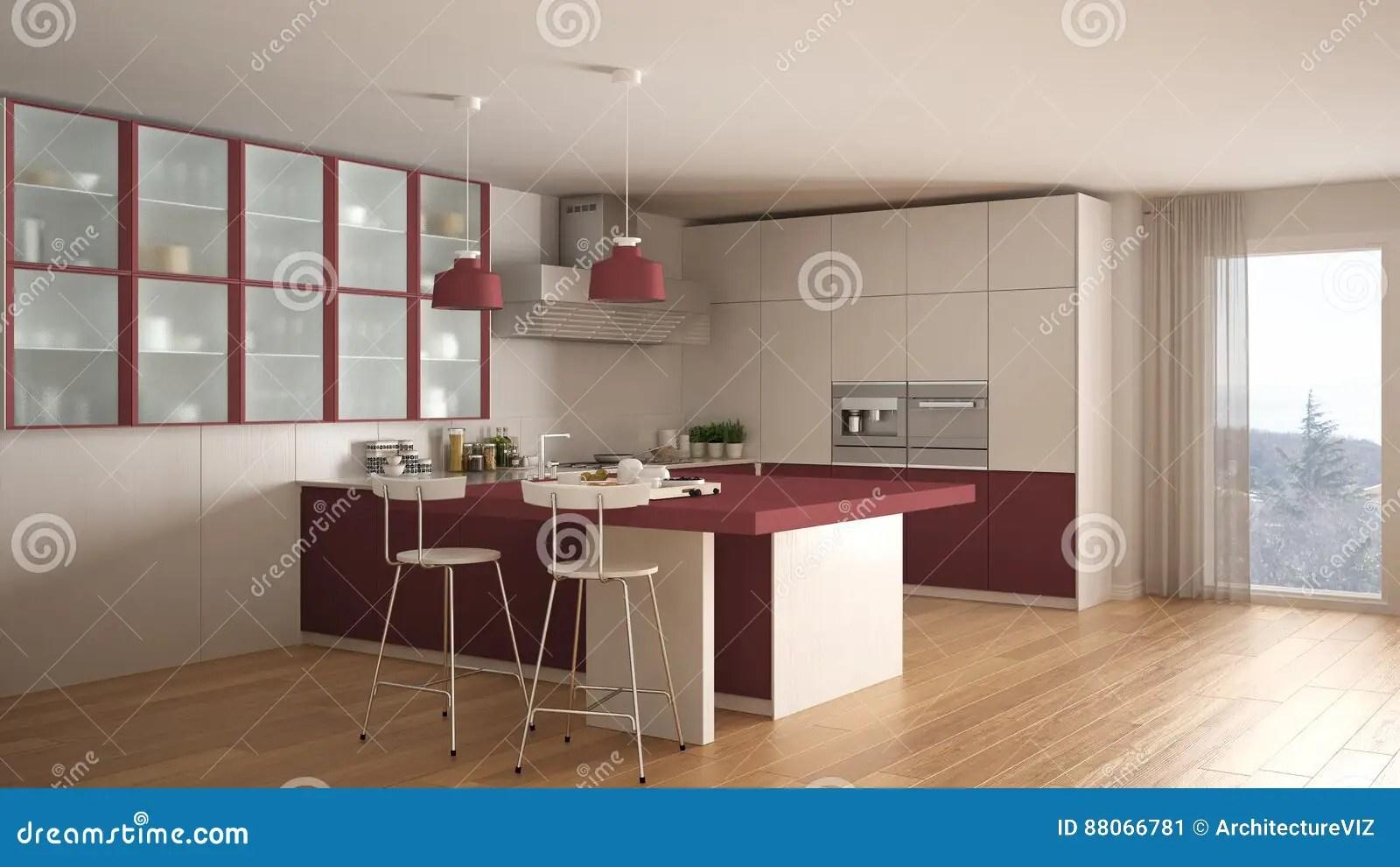 Cucina Classica Moderna Bianca | Arredare Una Cucina Bianca Foto ...