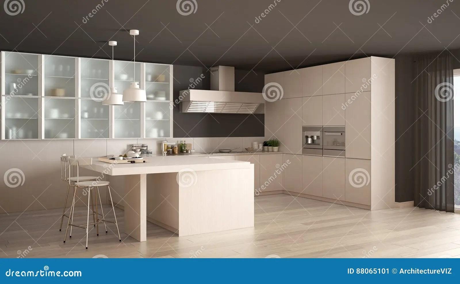 Cucina Classica Moderna Bianca | Rivestimento Per La Cucina Classica ...