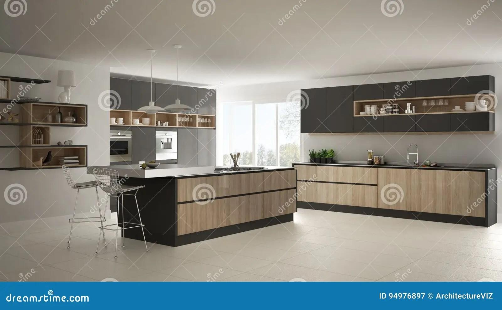 Cucina Laccata Grigia   Nuovi Mondi Cucine Cucina Cucina Legno ...