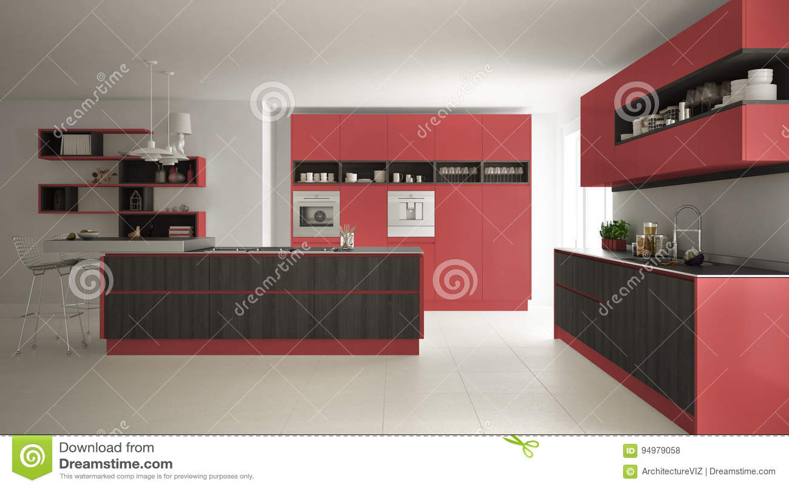 Cucina rossi nuova cucina con design metropolitano schio thiene zanè