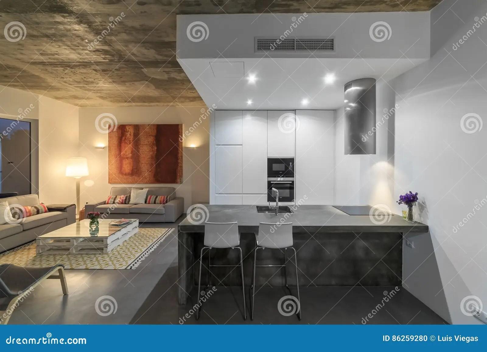 Cucina Moderna Bianca E Nera | Piastrelle Cucina Bianche Stunning ...
