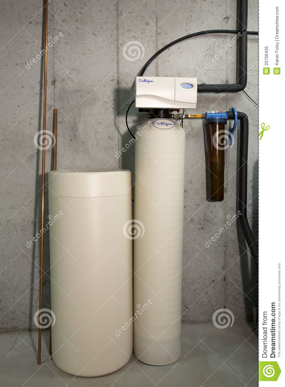 Water Softener Price Culligan Water Softener Editorial Image Image Of Tank 20766435