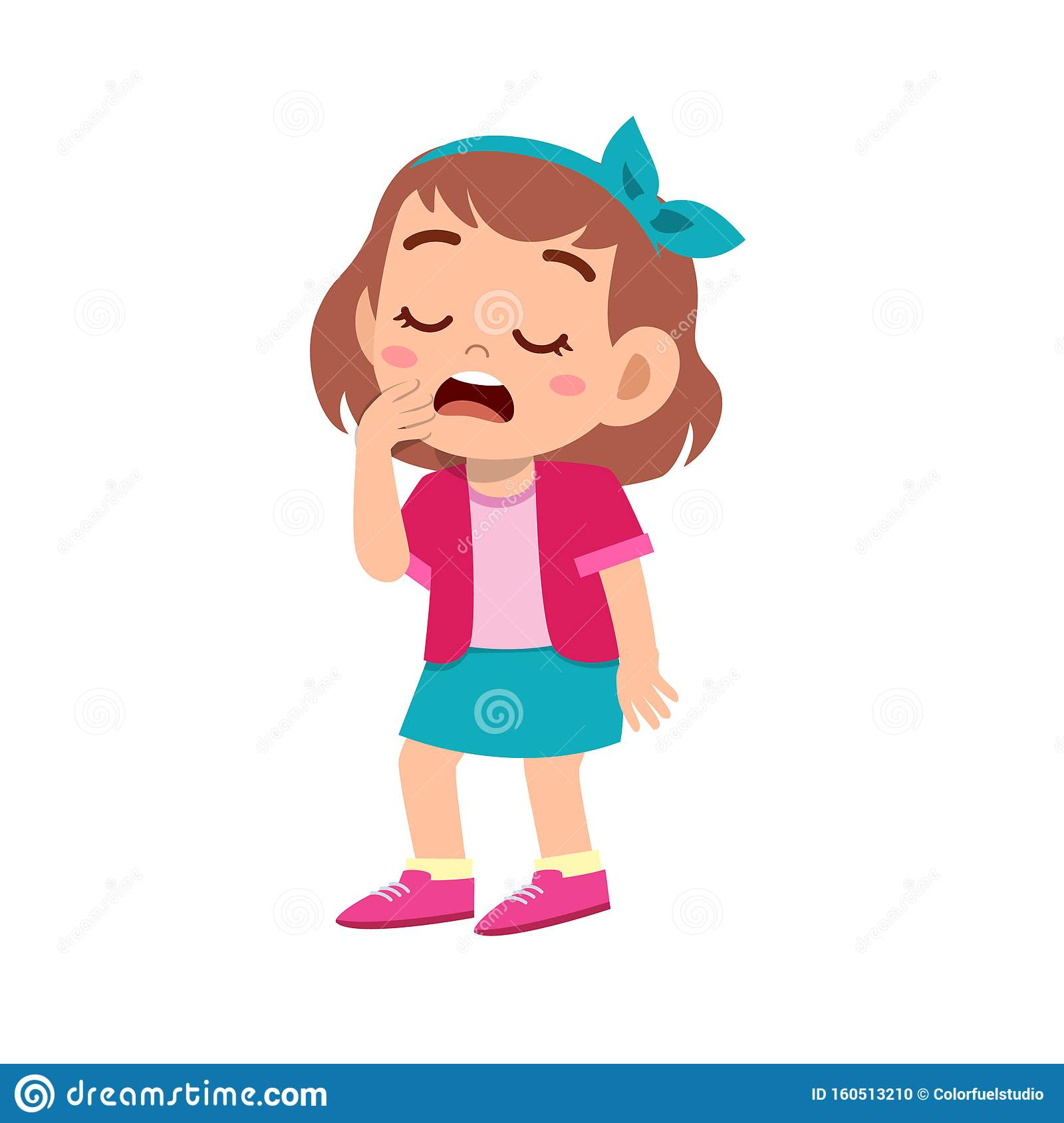 Kid Yawn Stock Illustrations 230 Kid Yawn Stock Illustrations Vectors Clipart Dreamstime