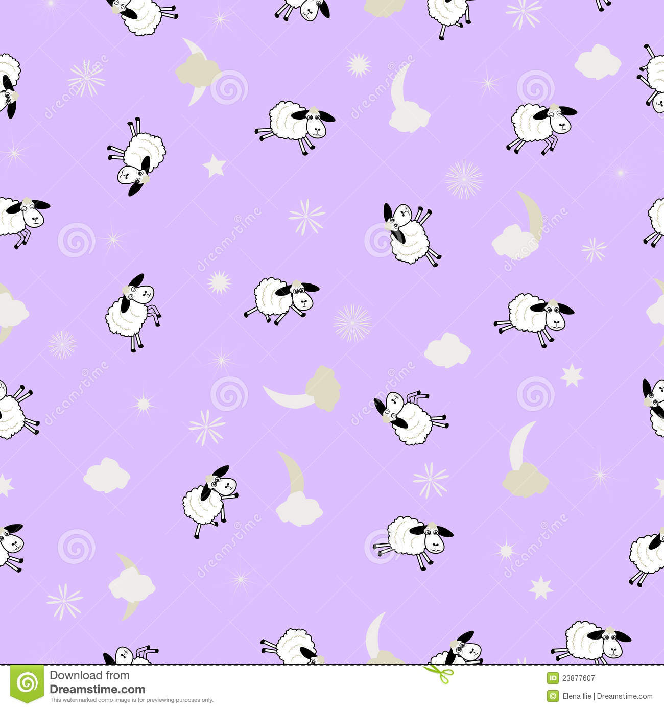 Animal Print Iphone 5 Wallpaper Cute Sheep Background Stock Illustration Illustration Of