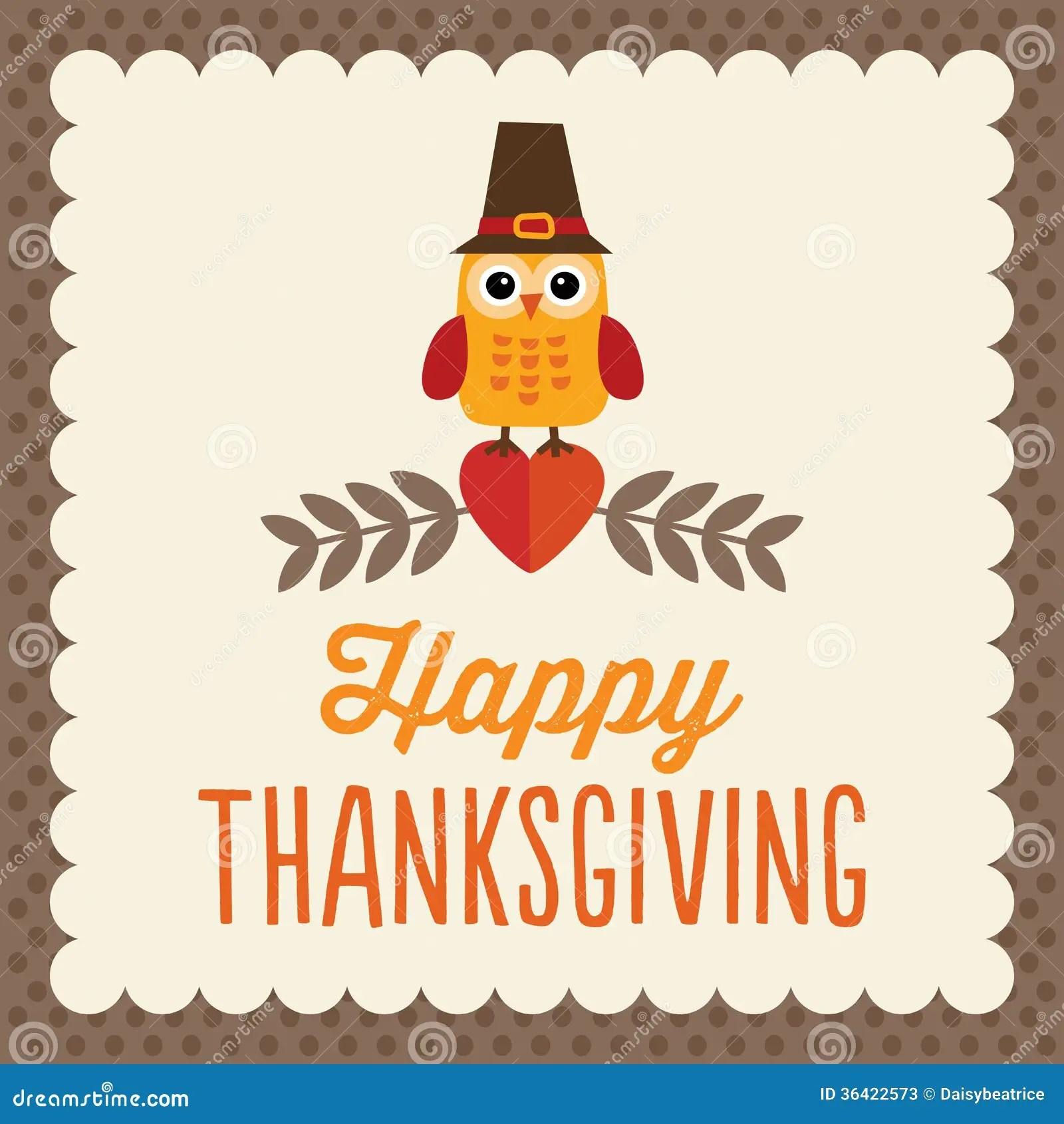 Free Fall Themed Desktop Wallpaper Cute Thanksgiving Card Stock Photos Image 36422573
