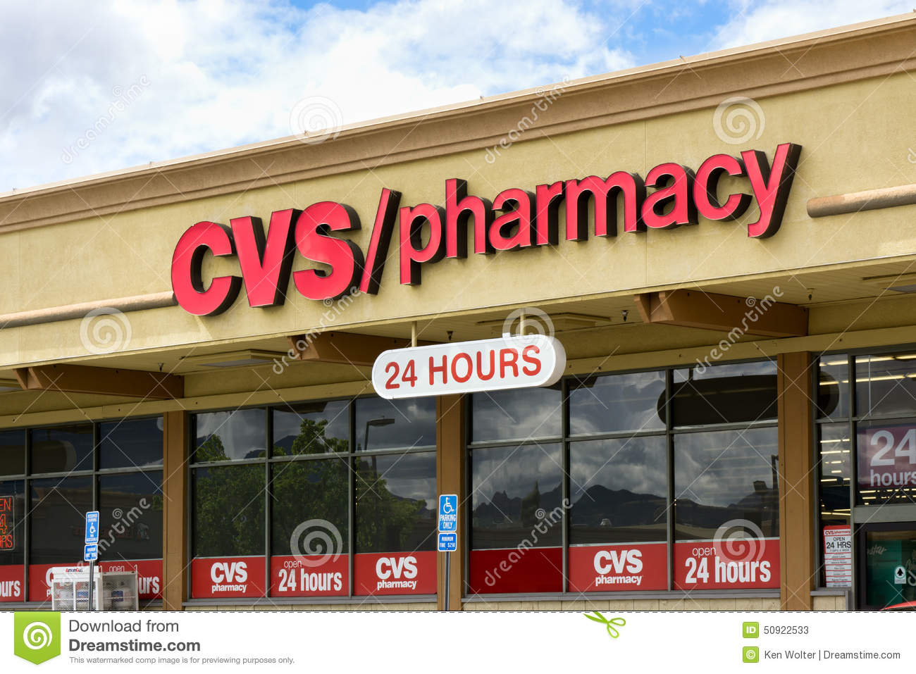Best Buy Merivale Road Hours Cvs Pharmacy Storefront Editorial Stock Photo Image Of