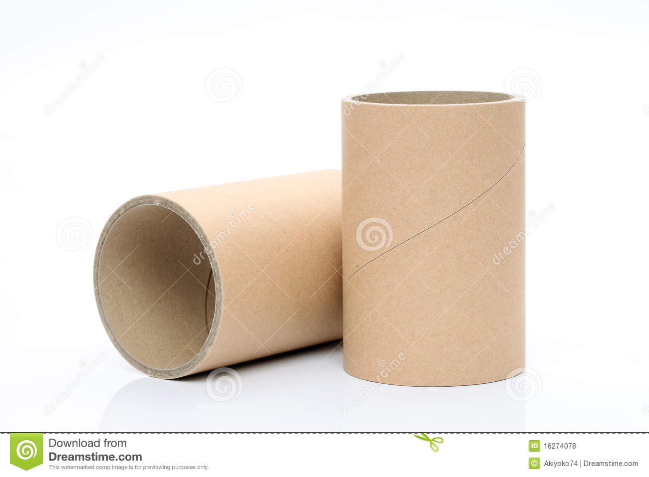 Houten Cilinder Cylinder Tube Stock Photo Image Of Cutout Recycle Container